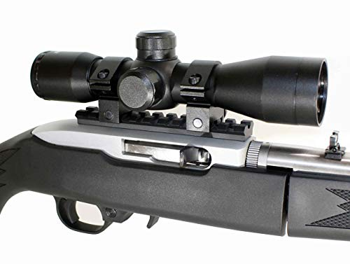 (Trinity Ruger 10/22 Combo Kit with 4x32 Scope + Rings + Rail Mount.)