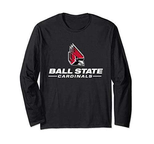 Ball State Women's College NCAA Long Sleeve T-Shirt RYLBLS06 ()