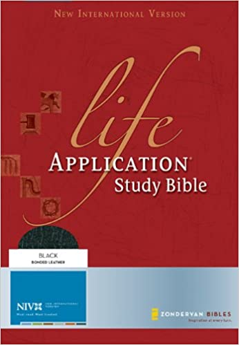 Niv life application study bible zondervan 9780310933984 amazon niv life application study bible zondervan 9780310933984 amazon books fandeluxe Image collections