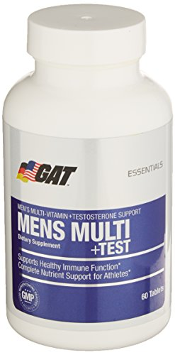 Multivitamin test