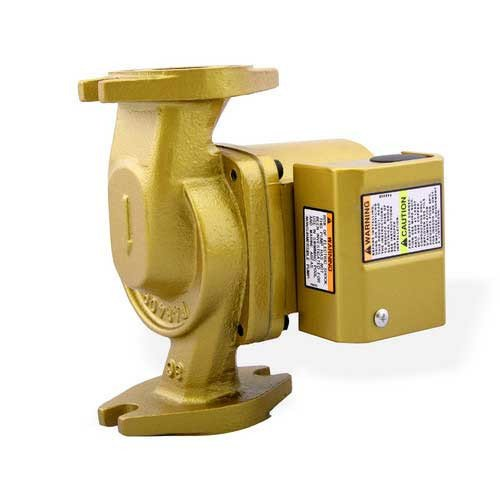 1/15 HP, NBF-25 3-Speed Bronze Circulator Pump by Bell & Gossett