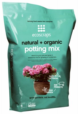 Soil Scotts Potting (Scotts Growing Media SLPM171008 Organic Potting Mix, Indoor & Outdoor, 6-Qts. - Quantity 1)