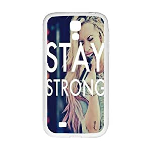 Demi Lovato Cell Phone Case for Samsung Galaxy S4