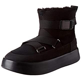 UGG Women's W Classic Boom Buckle Ankle Boots 23