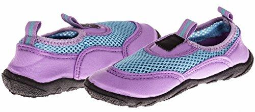 aqua color shoes - 9