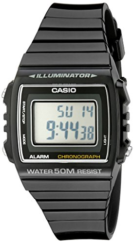 Casio W215H 1A Classic Digital Watch