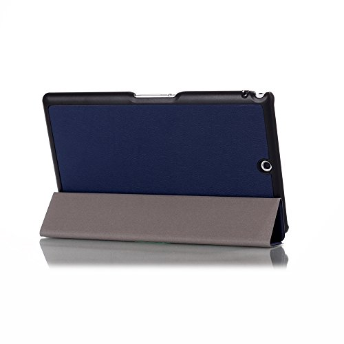 Tablet Case for Xperia Tablet Z3 (Dark Blue) - 7