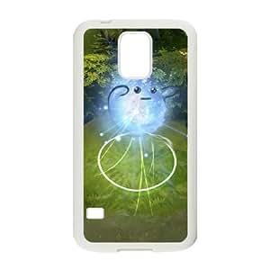 IO Samsung Galaxy S5 Cell Phone Case White DIY Gift pxf005-3712100