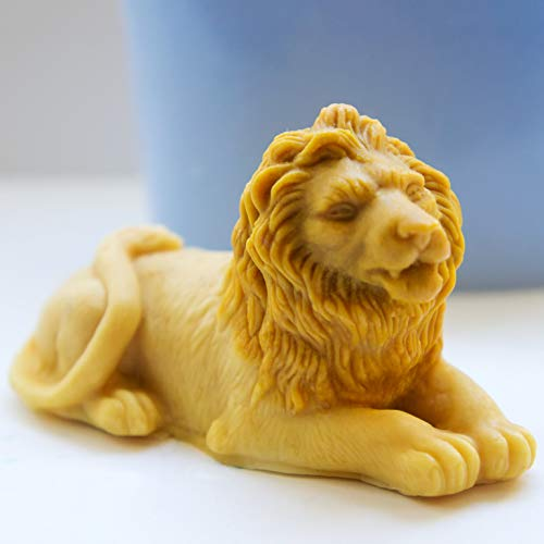 Soap Mold Lion 3d Mold Soap Mold Silicone Molds Mold for Soap Mold Lion Mold Silicone Mold Animals Mold