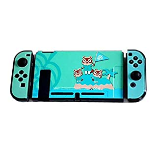 New Animal Crossing Protective case Shell for Nintendo Switch Game Consoles Joy-Con