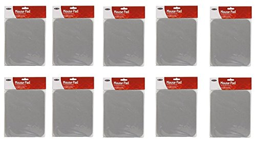 Belkin 10-Pack Gray Standard Mouse Pad (F8E081-GRY) Photo #1