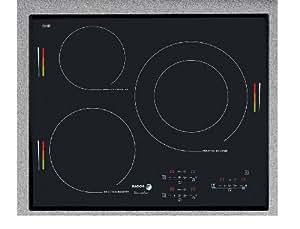 Fagor IF-LIGHT30 S Integrado Ceramic hob Negro - Placa (Integrado, Ceramic hob, Negro, 7200 W, 630 mm, 520 mm)