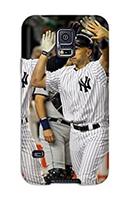Lovers Gifts new york yankees MLB Sports & Colleges best Samsung Galaxy S5 cases