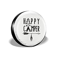 Dizzy-K Spare Tire Cover Polyester Water...