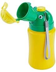 Kids Portable Potty,Portable Urinal Baby Kids Travel Camping Car Girl/Boy Convenient Pee Potty Toilet(Boy)