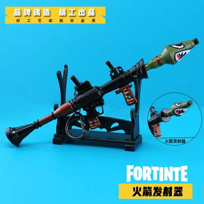 Amazon Com Luus Goose Fortnite Rpg Keychain Toys Games
