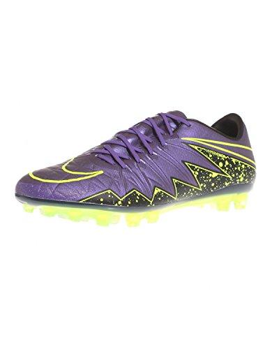 Nike Hypervenom Phinish AG-R Herren Fußballschuhe hyper grape/hypr grape-blk-vlt