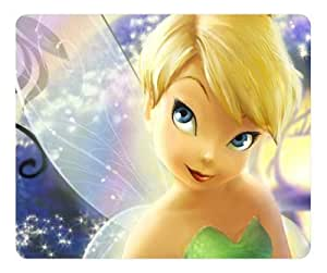 Cartoons Peter Pan Tinkerbell Rectangle mouse pad by atmyshop Your Best Choice