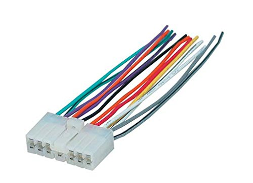 Prism 1999 Chevy (1998-1999 Chevrolet Prism Wire Harness to Install Aftermarket Stereo)
