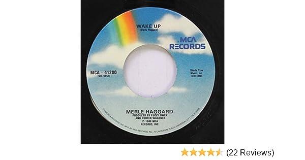 Wake up merle haggard