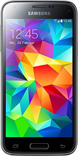 Samsung Galaxy S5 Mini G800F 16GB 4G LTE Unlocked GSM Android Quad-Core Smartphone - Blue (Unlocked Samsung 4 Mini)