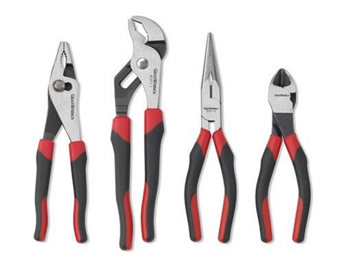 GearWrench 82103 4 Pc. Mixed Pliers Set by GearWrench