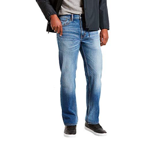 Calça Jeans Levis Masculino 505 Regular Média