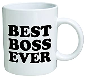 Best boss ever 11 oz coffee mug funny Best coffee cups ever