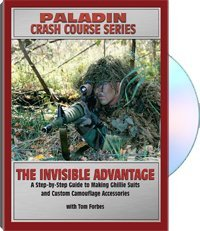 INVISIBLE ADVANTAGE A Step-by-Step Guide to Making Ghillie Suits and Camouflage Accessories