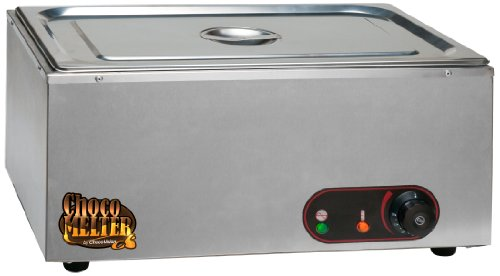 ChocoVision Choco Melter Chocolate Melting Machine, 35 lb. Capacity