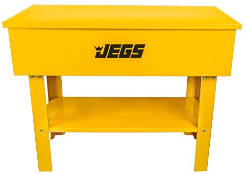 JEGS Performance Products 81553 Parts Washer 40 Gallon Solvent Capacity: 24 Gall
