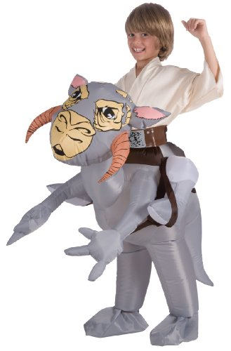 Carbonite Halloween Costume (Star Wars Childs Inflatable Tauntaun)