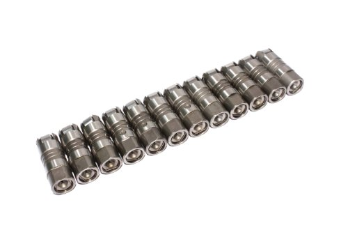 COMP Cams 851-12 Hydraulic Roller Lifter for Small Block Ford 5.0L with OE Hydraulic Roller Camshaft, (Set of 12)