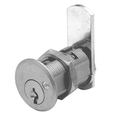 Olympus Locks Oldcn1 26D 915 Cam Lock With 1-.06 Cylinder Length For Doors And Drawers - Key 915