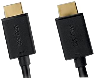 Microsoft Xbox 360 Black HDMI Cable (Retail Packaging) (B000UODATY) | Amazon price tracker / tracking, Amazon price history charts, Amazon price watches, Amazon price drop alerts