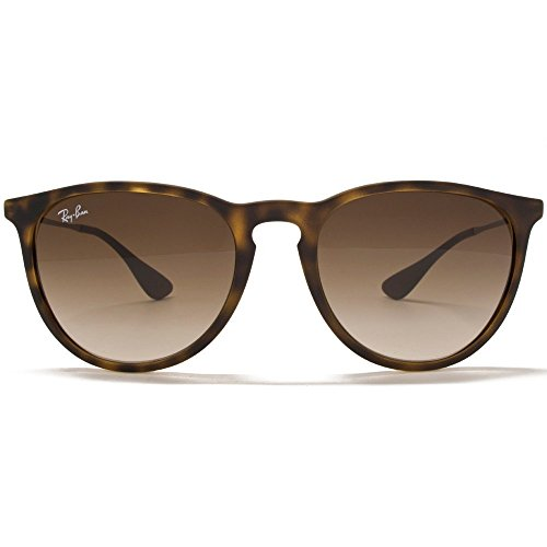 Ray-Ban Erica RB4171 Brown Acetate Sunglasses. Color 865/13
