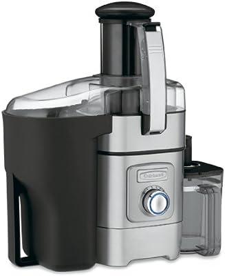 Cuisinart CJE-1000 - Exprimidor (Acero inoxidable, Acero ...