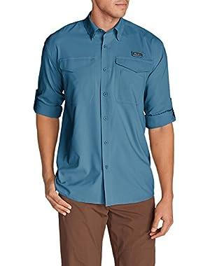 Men's Ahi Long-Sleeve Shirt