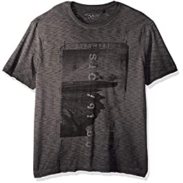 Silver Jeans Co. Men's Printed Graphic T-Shirt