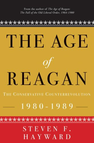 The Age of Reagan: The Conservative Counterrevolution: 1980-1989 ebook