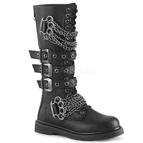 Demonia Mens BOLT-450/BVL Boots