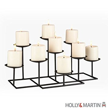 Holly & Martin Campbell Candelabra