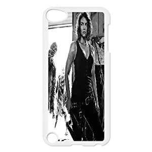 JamesBagg Phone case The Walking Dead series pattern case cover FOR Ipod Touch 5 TWD-WALKING1319