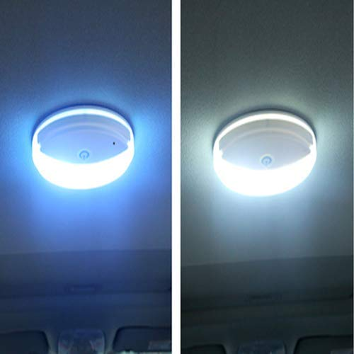 Flb Car Ceiling Roof Light Led Reading Board Light Touch Switch Usb Rechargeable Magnetic No Drill Easier To Use Roundlight Buy Online In Brunei At Brunei Desertcart Com Productid 120972186