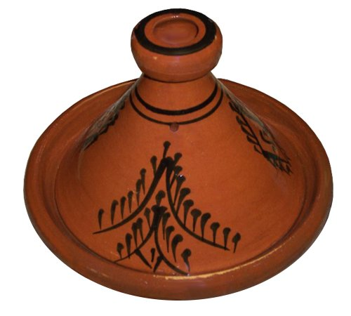 Moroccan Cooking Tagine - Moroccan Medium Cooking Tagine 10 inches