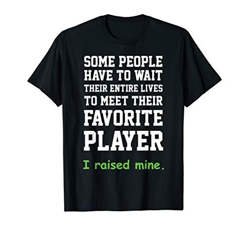 - Soccer Mom T-shirt, I Raised My Favorite Player, Zany Brainy