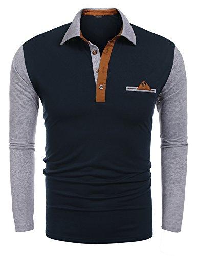 Button Down Striped Dress Shirt - 3