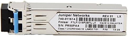 JUNIPER NETWORKS JX-SFP-1GE-LX-A 740-011614 REV 01 LX