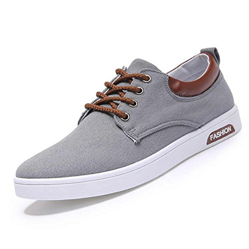 Canvas Classic Khaki Flats Casual 2017 Dark Breathable Shoes Mens Shoes Fashion Susan1999 qx8Ba4Fww