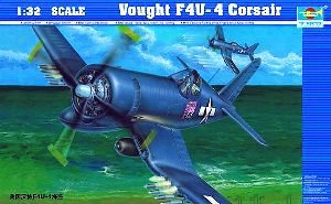 F4U-4 Corsair 1-32 by Trumpeter by Trumpeter, used for sale  Delivered anywhere in USA